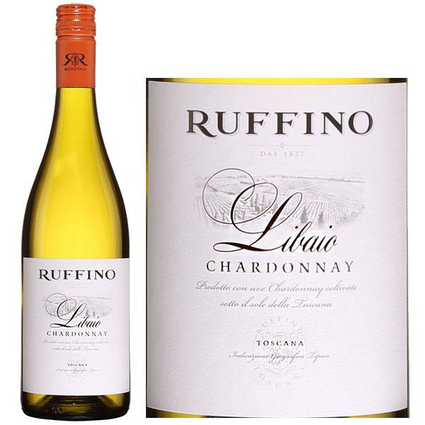 Rượu Vang Trắng Ruffino Libaio Chardonnay