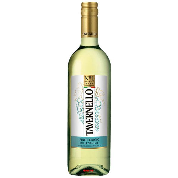 Rượu Vang Trắng Tavernello Pinot Grigio Delle Venezie