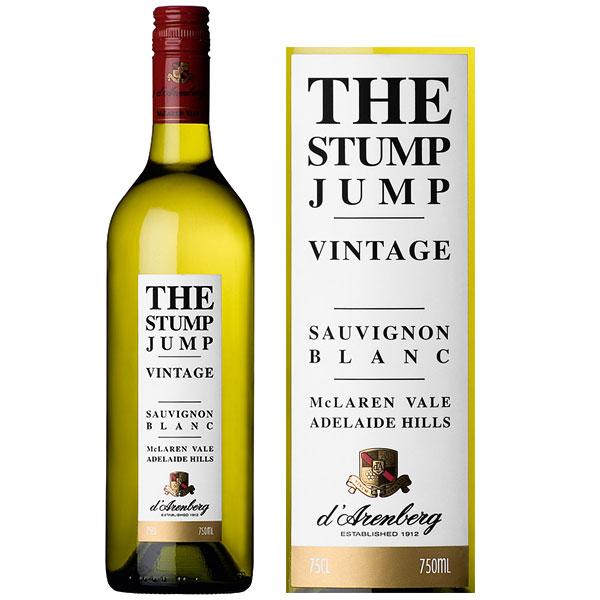 Rượu Vang Trắng The Stump Jump Sauvignon Blanc
