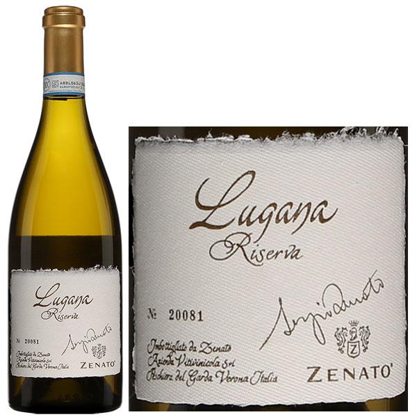 Rượu Vang Trắng Zenato Lugana Riserva