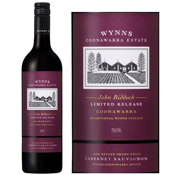 Rượu Vang Wynns John Riddoch Limited Cabernet Sauvignon