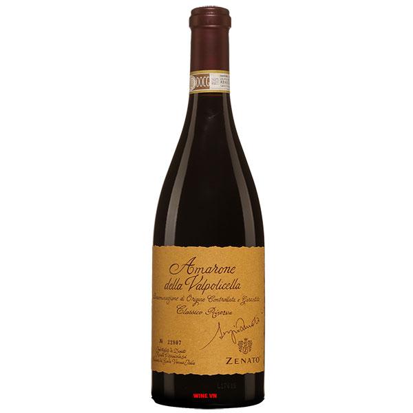 Rượu Vang Zenato Amarone Della Valpolicella Riserva