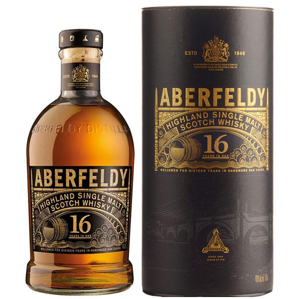 Rượu Aberfeldy 16 Years Old