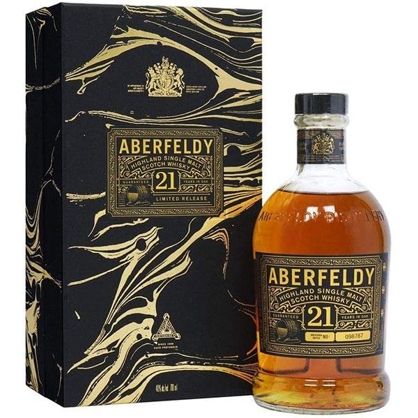 Rượu Aberfeldy 21 Years Old