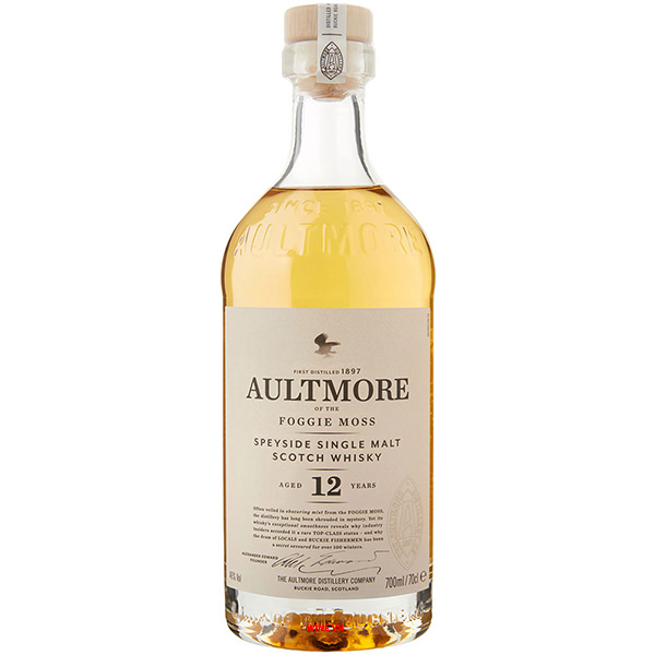 Rượu Aultmore 12 Years Old