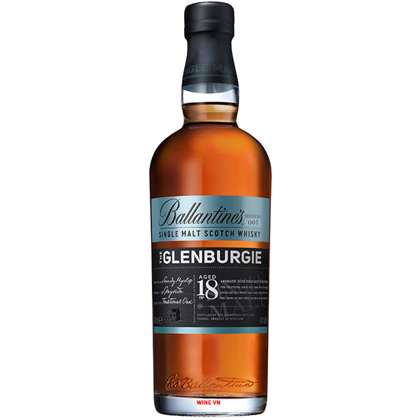Rượu Ballantine's Glenburgie 18