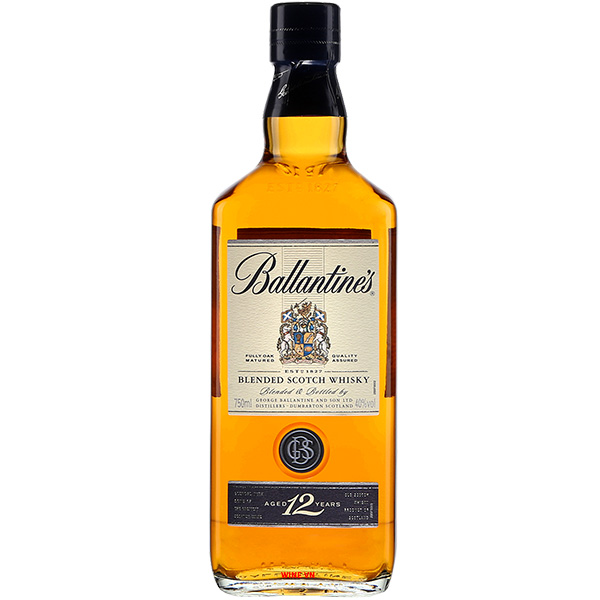 Rượu Ballantines 12