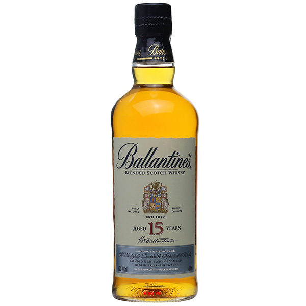 Rượu Ballantines 15