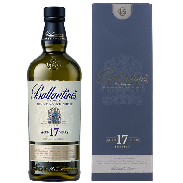 Rượu Ballantines 17