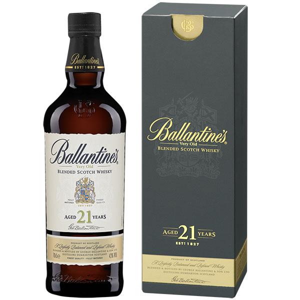 Rượu Ballantines 21