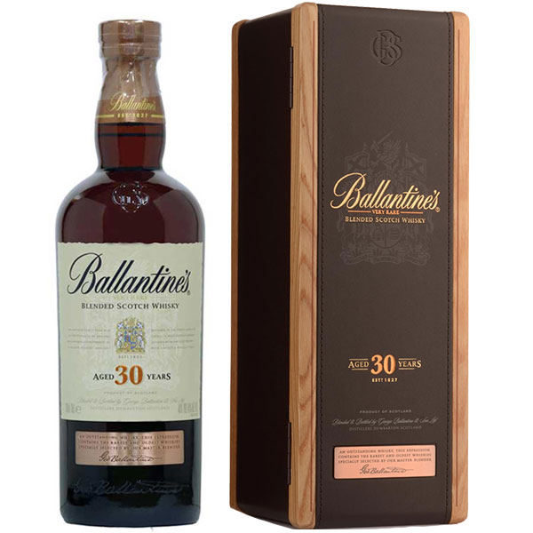 Rượu Ballantines 30 Years