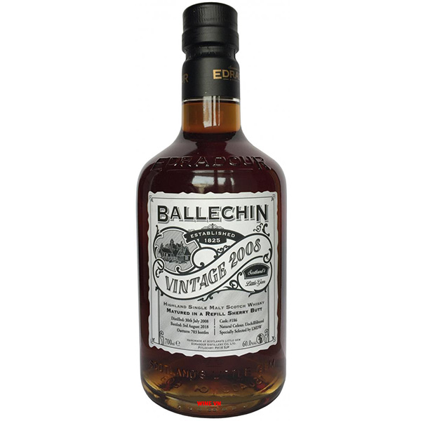 Rượu BallechinVintage 2008