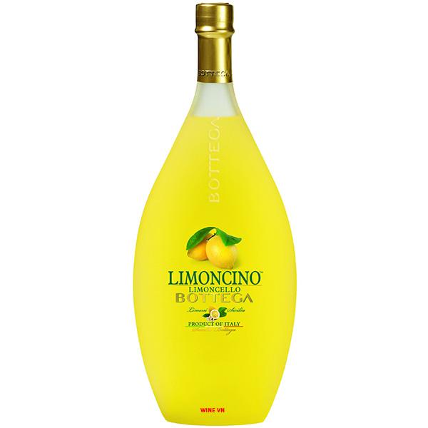 Rượu Bottega Limoncino limoncello