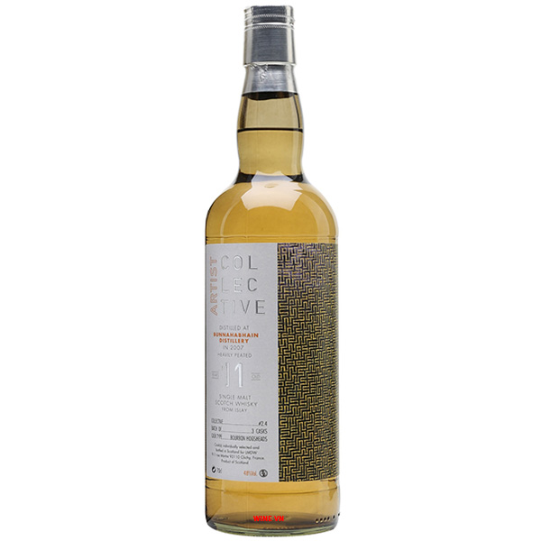 Rượu Bunnahabhain Moine 11 Years Old Collective