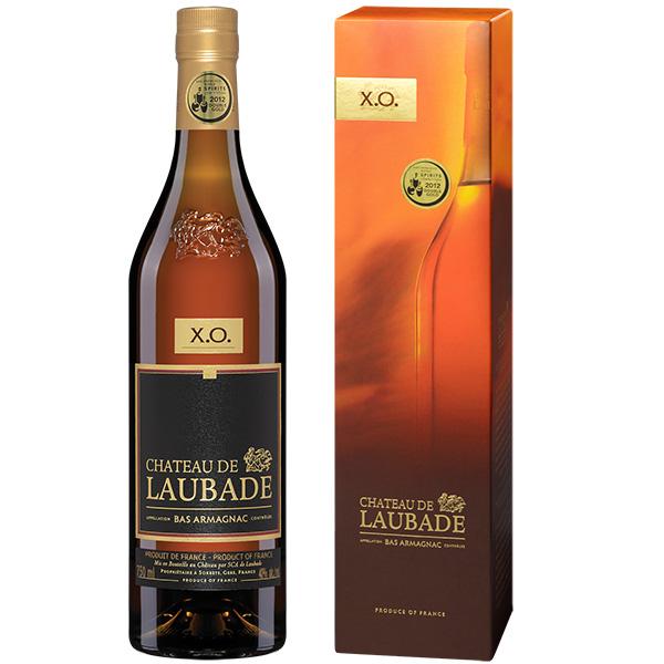 Rượu Château De Laubade XO Bas Armagnac
