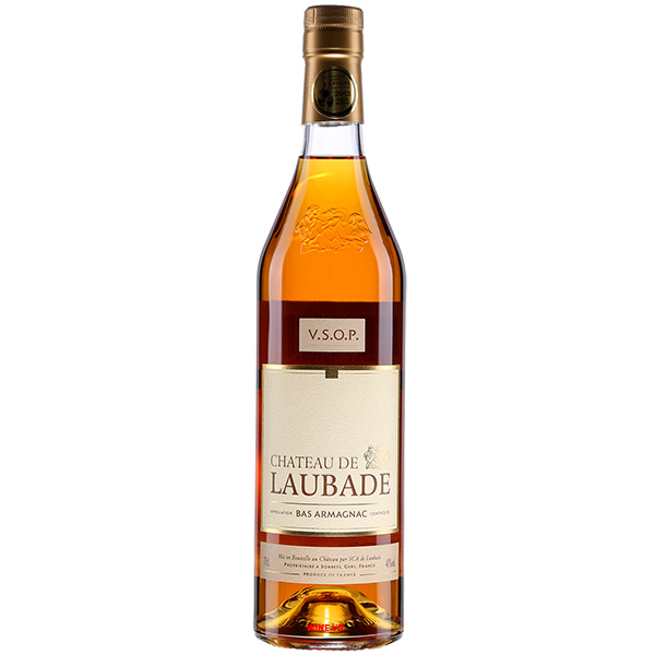 Rượu Chateau De Laubade VSOP Bas Armagnac