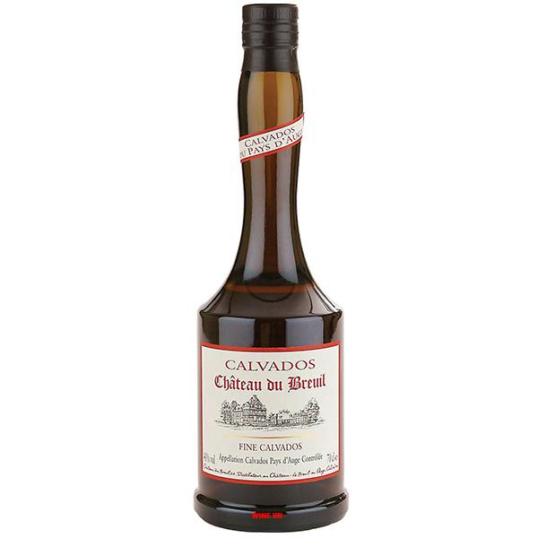Rượu Chateau Du Breuil Fine Calvados