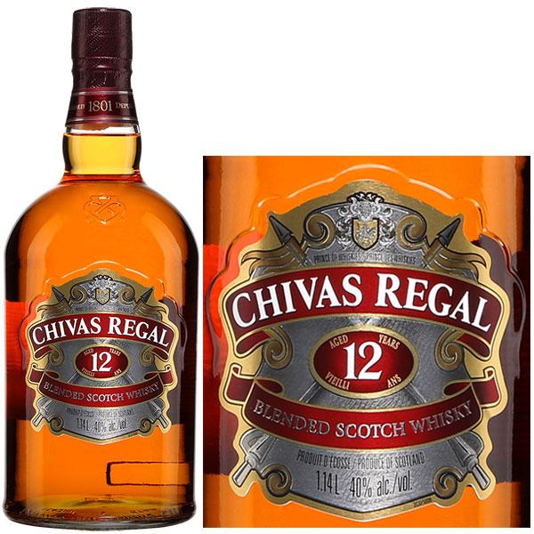 Rượu Chivas 12