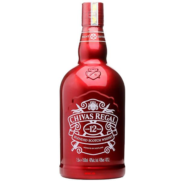 Rượu Chivas 12 Năm 1.5 Lít Đỏ