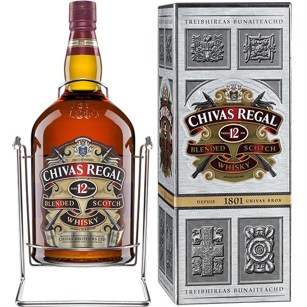 Rượu Chivas 12 Năm 4500 ML