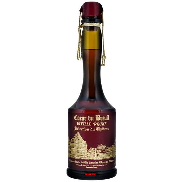Rượu Coeur Du Breuil VIEILLE PRUNE Selection Du Chateau