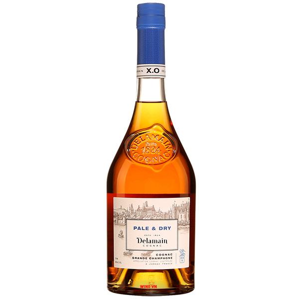Rượu Cognac Delamain Pale & Dry X.O Grande Champagne
