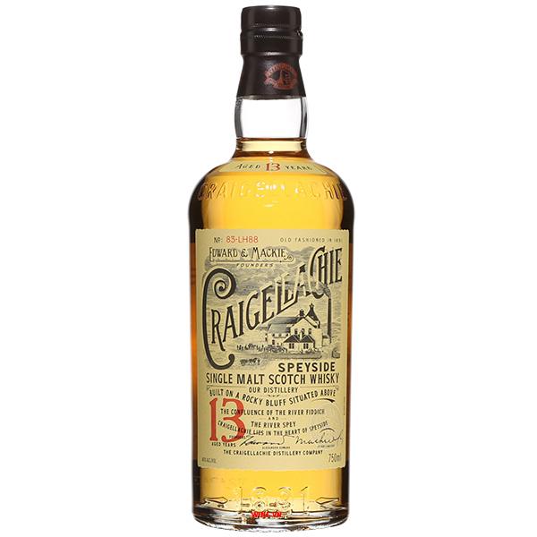 Rượu Craigellachie 13 Years Old