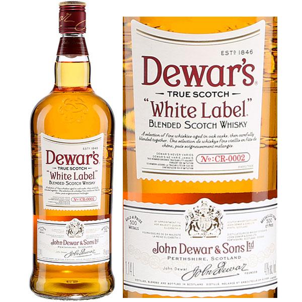 Rượu Dewar's White Label