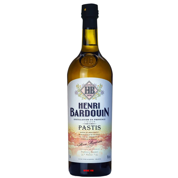 Rượu Distillerie Provence Henri Bardouin Pastis
