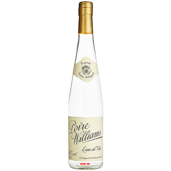 Rượu Eau de Vie de Poire Williams Saint Arbogast