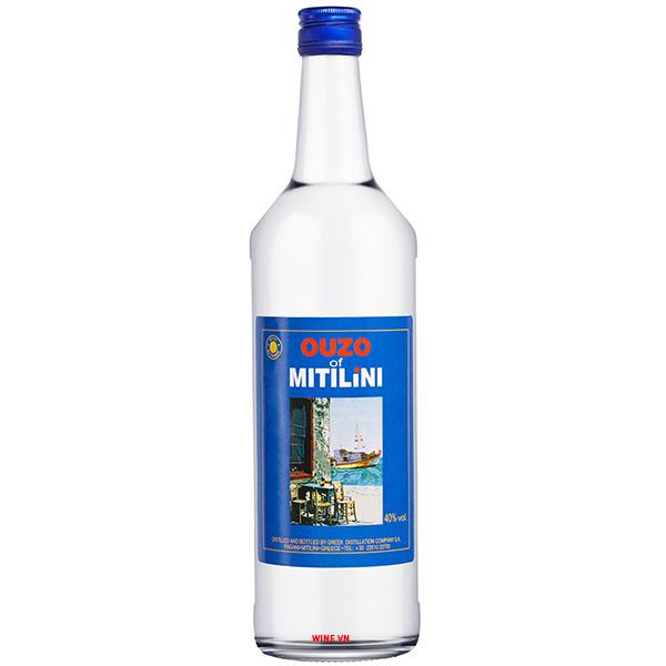 Rượu Gin Ouzo Mitilini