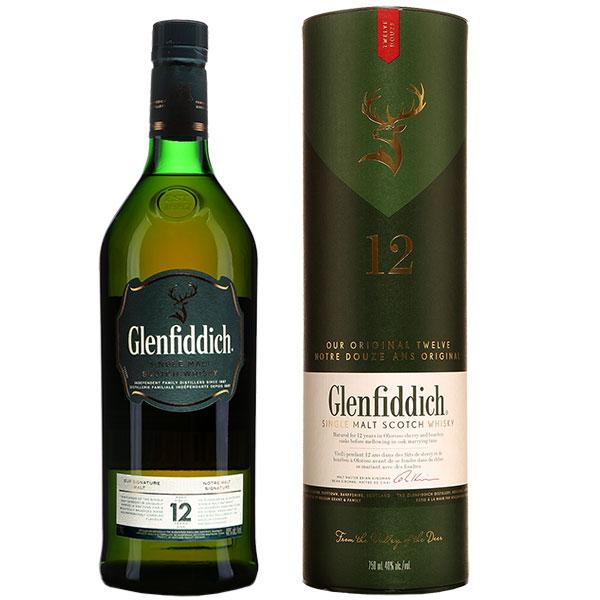 Rượu Glenfiddich 12
