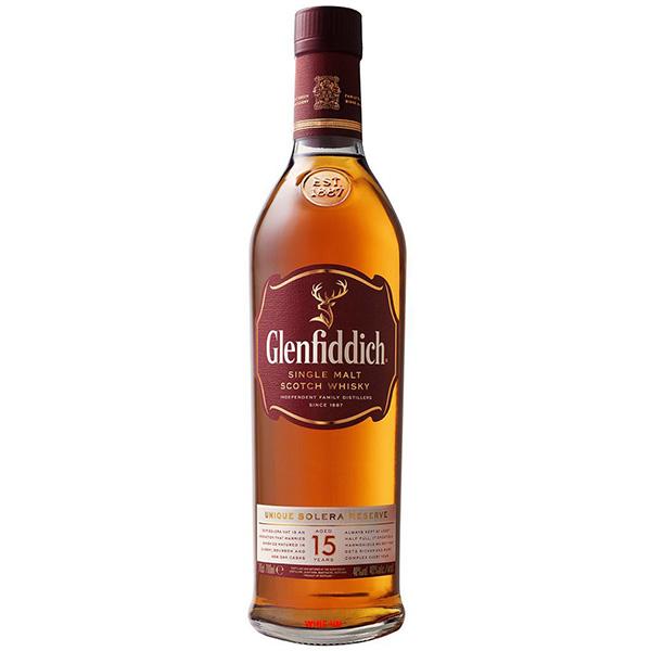 Rượu Glenfiddich 15