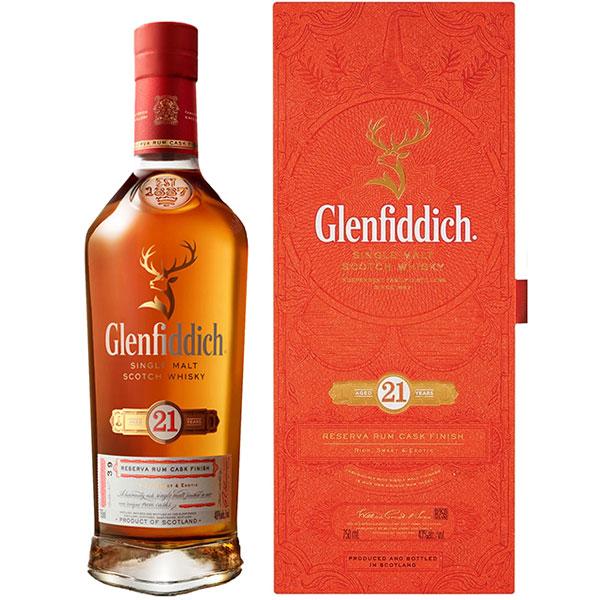 Rượu Glenfiddich 21