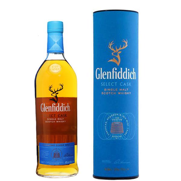 Rượu Glenfiddich Select Cask
