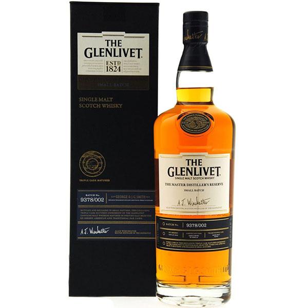 Rượu Glenlivet The Master Distiller's Reserve