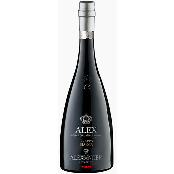 Rượu Grappa Alex Alexander