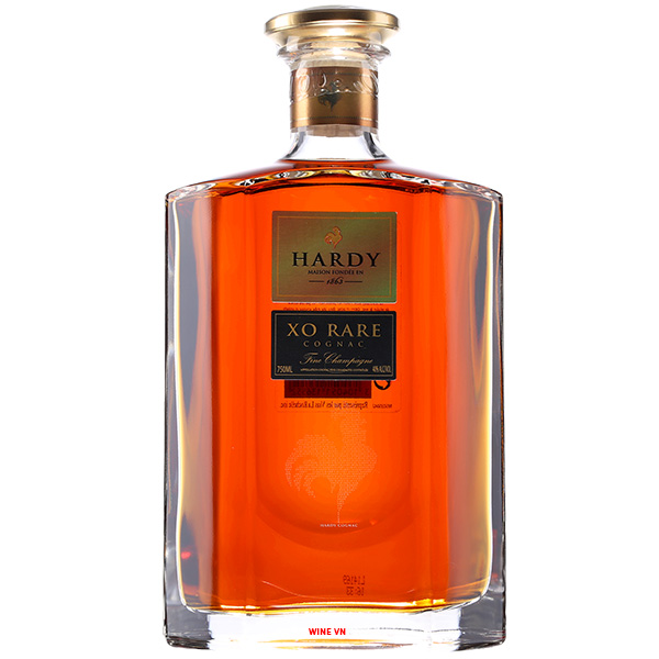 Rượu Hardy Cognac Xo Rare