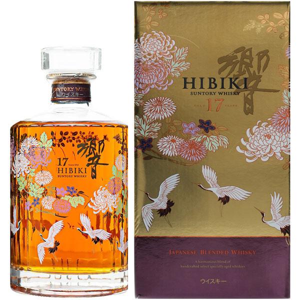 Rượu Hibiki 17 Kacho Fugetsu Limited