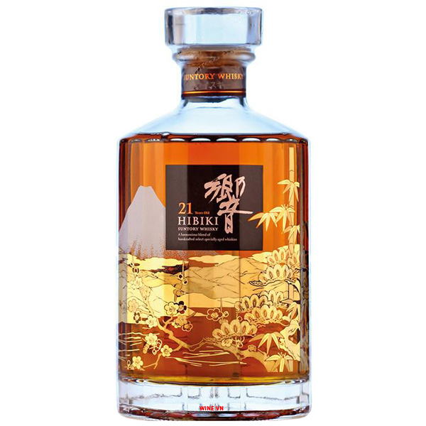 Rượu Hibiki 21 Limited