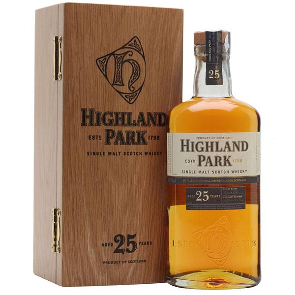 Rượu Highland Park 25 Year Old