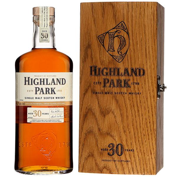 Rượu Highland Park 30 Year Old