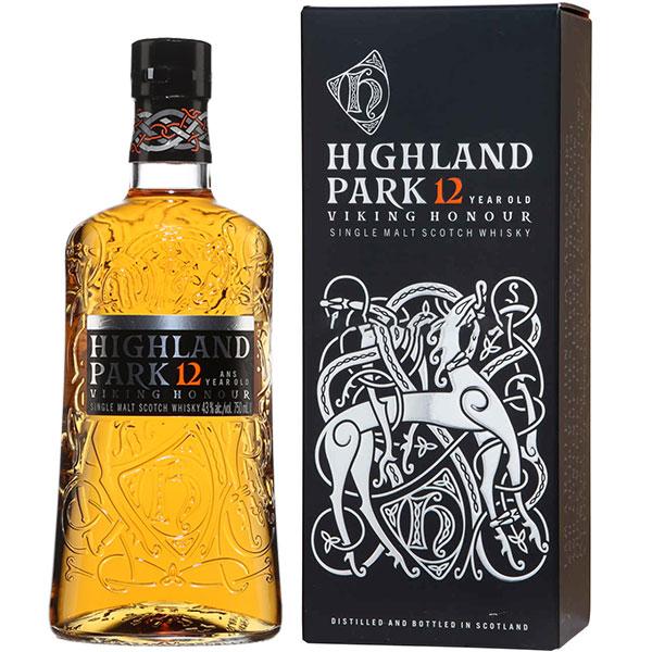 Rượu Highland Park 12 Years Old