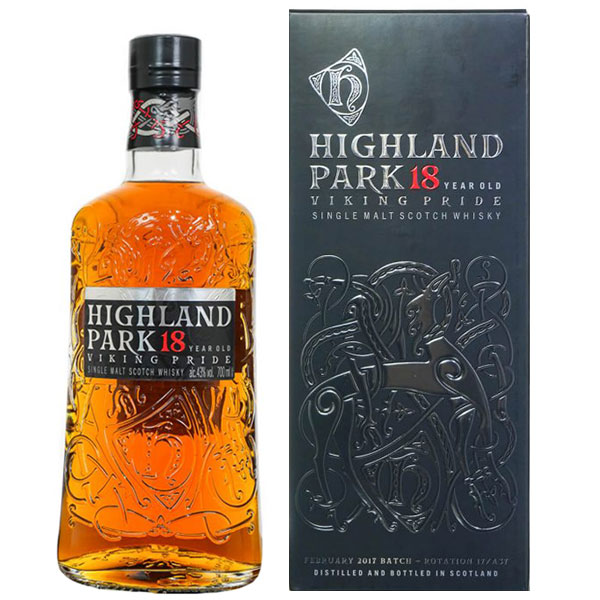 Rượu Highland Park Viking Pride 18 Year Old