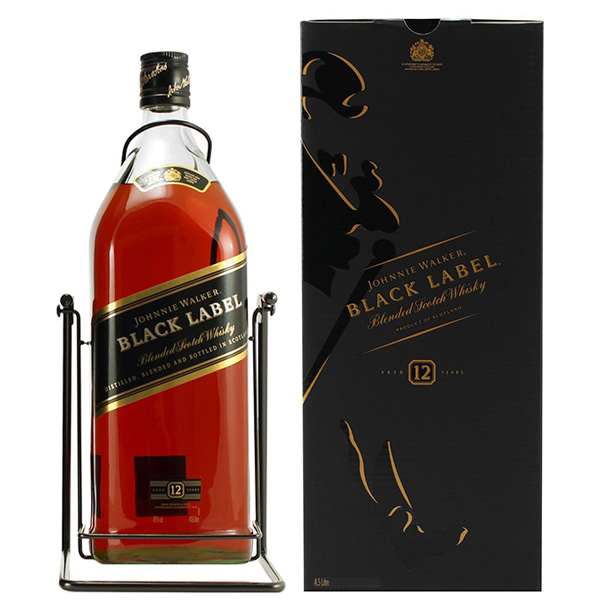 Rượu Johnnie Walker Black Label 3 Lít