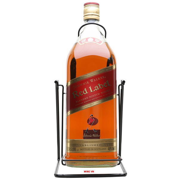 Rượu Johnnie Walker Red Label 3 Lít