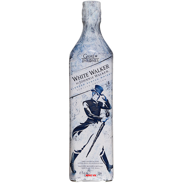 Rượu Johnnie Walker White Walker Limited Edition