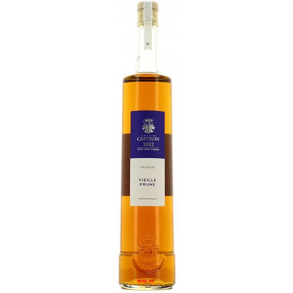 Rượu Joseph Cartron Eau-de-Vie Vieille Prune
