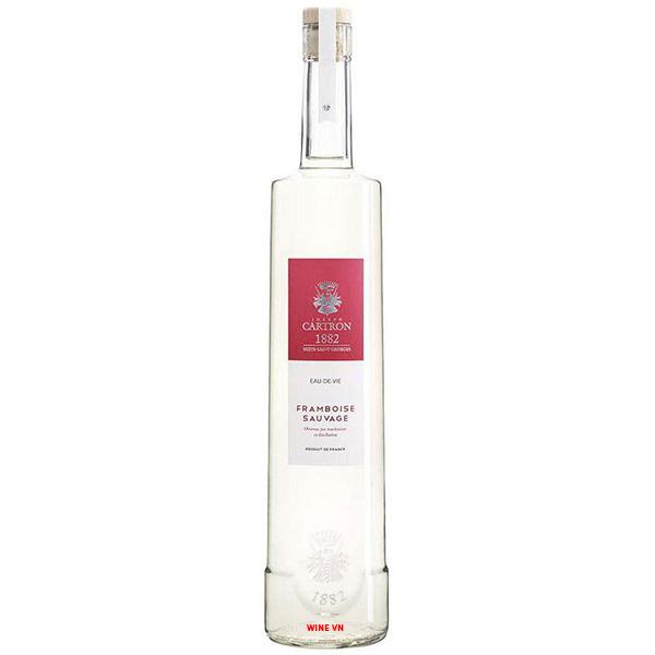 Rượu Joseph Cartron Framboise Sauvage