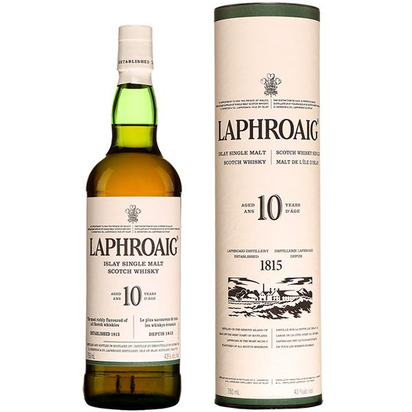 Rượu Laphroaig 10